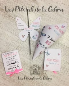Productos Inspirate mariposas