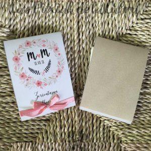Pañuelos para lágrimas de felicidad con texto en euskera