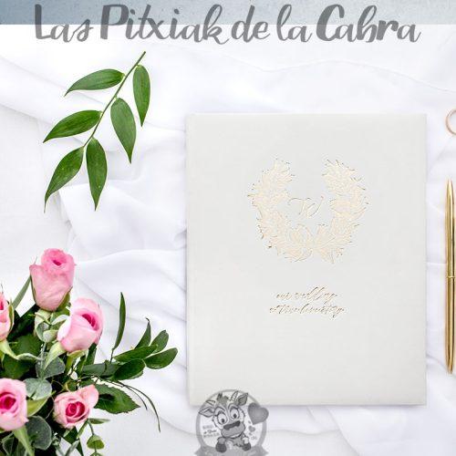Libro de firmas para bodas wedding moment