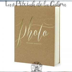 Libro de photos de boda