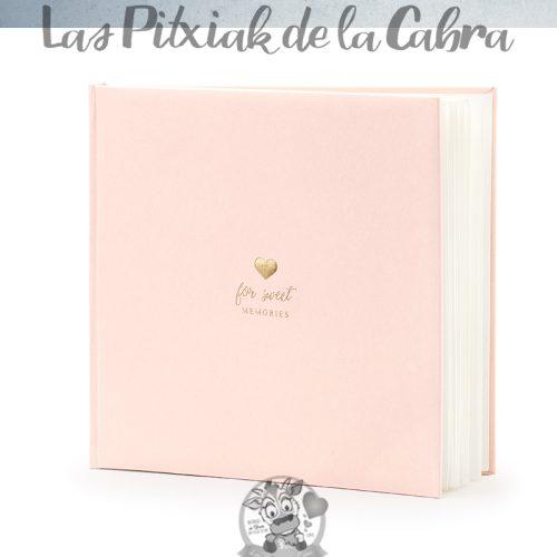 Libro de firmas for sweet memories