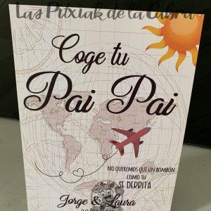 Cartel para pai pai de boda